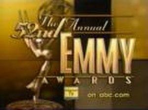 52nd Primetime Emmy Awards - Promotional poster