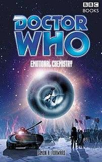 <i>Emotional Chemistry</i> Doctor Who novel by Simon A. Forward