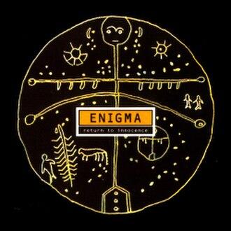 Return to Innocence - Image: Enigma Return to Innocence single cover