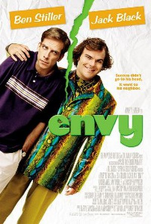 Envy (2004 film) - Theatrical release poster