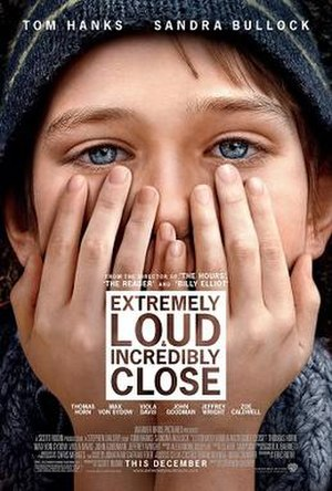 Extremely Loud & Incredibly Close (film) - Theatrical release poster