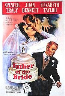 <i>Father of the Bride</i> (1950 film) 1950 film by Vincente Minnelli