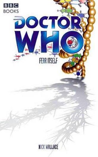 Fear Itself (Doctor Who novel) - Image: Fear Itself
