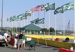 New York Jets Tailgate Lot 5A