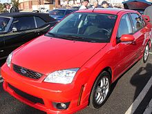 "2006 Ford Focus ST with ""Street Appearance"" package."