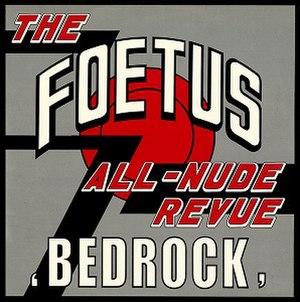 Bedrock (EP) - Image: Foetus Bedrock