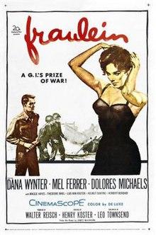 Frulein 1958 Film