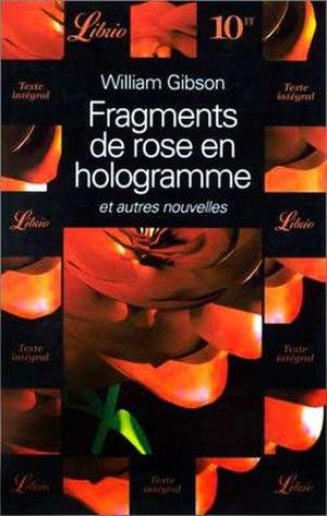 Fragments of a Hologram Rose - Image: Fragments fr