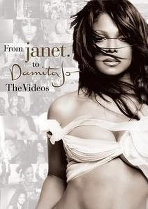 From Janet to Damita Jo: The Videos - Image: From Janet To Damita Jo DVD