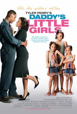 Daddy's Little Girls - Theatrical release poster