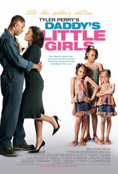 Picture of a movie: Daddy's Little Girls
