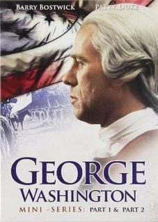 <i>George Washington</i> (miniseries) 1984 television miniseries