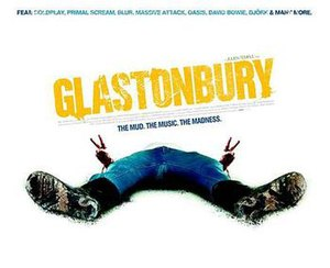 Glastonbury (film) - Image: Glastonburyposter