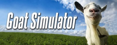 Picture of a game: Goat Simulator