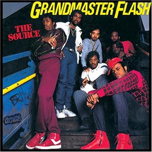The Source (Grandmaster Flash album) - Image: Grandmaster Flash The Source