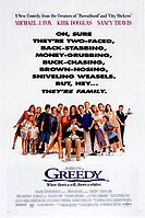 Picture of a movie: Greedy