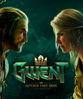 <i>Gwent: The Witcher Card Game</i> free-to-play digital collectible card game