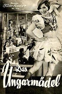 <i>Gypsy Blood</i> (1934 film) 1934 film