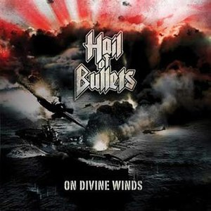 On Divine Winds - Image: Hail of Bullets On Divine Winds cover