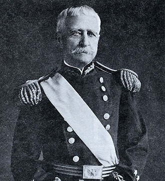 Peter Conover Hains - Major General Peter C. Hains, 1910s. U.S. Army Corps of Engineers