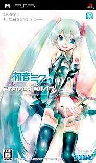 <i>Hatsune Miku: Project DIVA</i> (video game)
