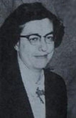 Helen Peterson - Image: Helen Louise White Peterson