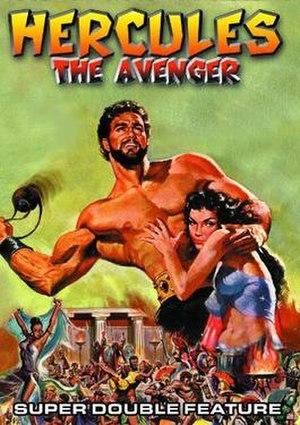 Hercules the Avenger - Image: Hercules the Avenger
