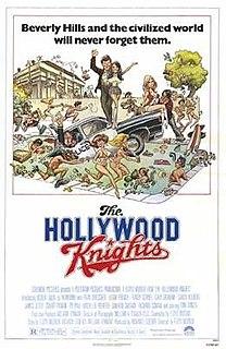 <i>The Hollywood Knights</i> 1980 film by Floyd Mutrux