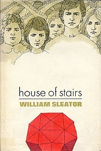 cover of House of Stairs