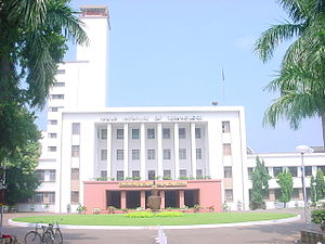 Kharagpur - Institute Main Building, IIT Kharagpur