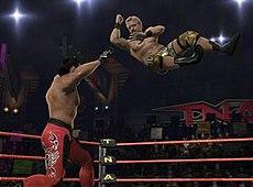 Tna Impact Video Game Wikipedia