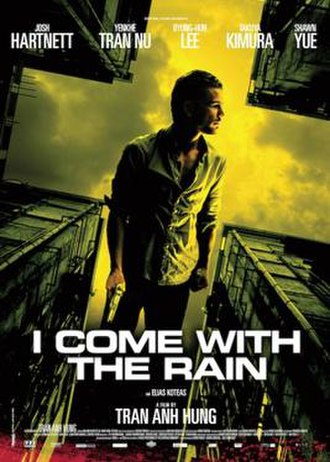 I Come with the Rain - Film Poster