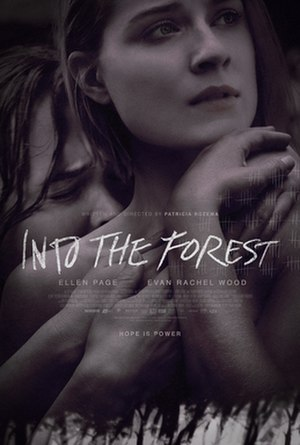 Into the Forest - Theatrical release poster
