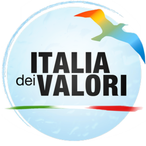 Italy of Values - Image: Italia dei Valori Logo