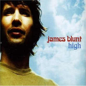 High (James Blunt song) - Image: James Blunt High CD cover