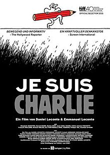 Je Suis Charlie Film Wikipedia