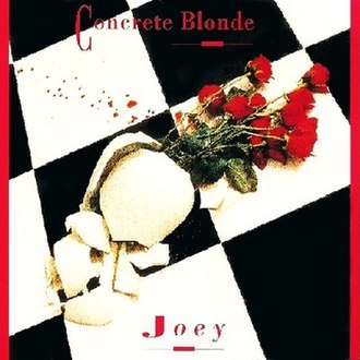 Joey (Concrete Blonde song) - Image: Joeycover 1990
