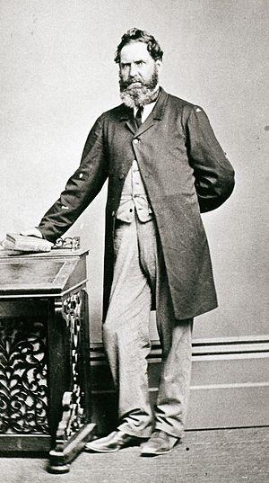 John Crozier (politician) - Image: John Crozier