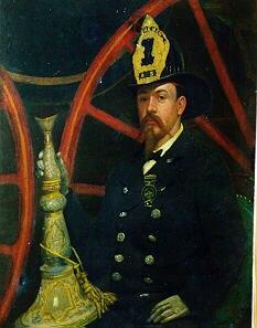 Julian Scott. Fireman