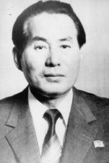 Premier of North Korea