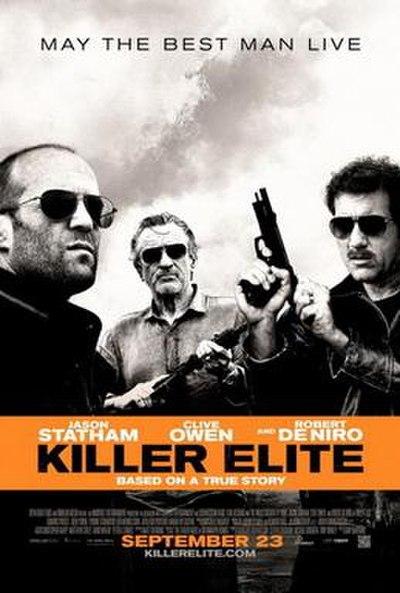 Picture of a movie: Killer Elite
