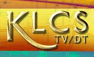 KLCS - KLCS's former logo, used from 2007 to 2013.