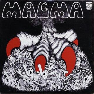 <i>Magma</i> (Magma album) album