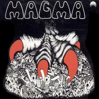 Magma (Magma album) - Image: Kobaia