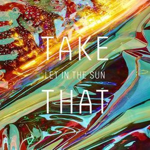 Let in the Sun - Image: LITS single cover