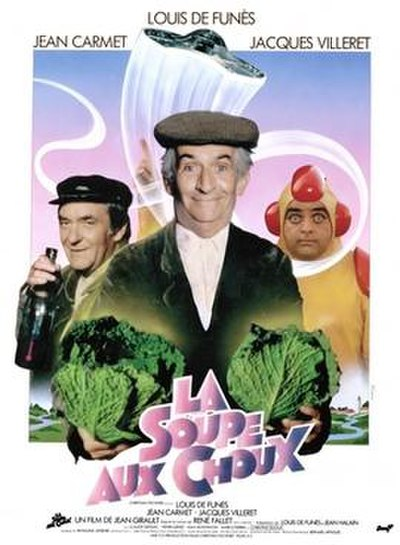 Picture of a movie: The Cabbage Soup