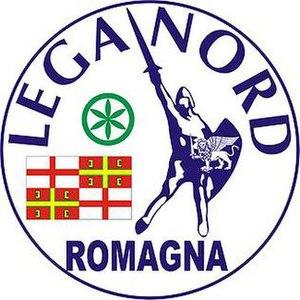 Lega Nord Romagna - Image: Lega Romagna Logo