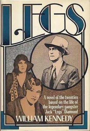 Legs (novel) - First edition