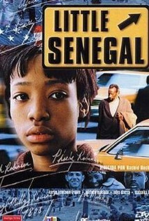 Little Senegal (film) - Theatrical release poster