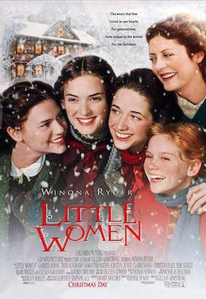 Little Women (1994 film) - Original film poster